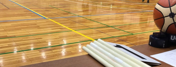 市川市スポーツセンター is one of Funabashi・Ichikawa・Urayasu.