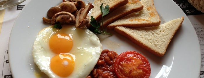 Желток / Yolk is one of Breakfast / Brunch.