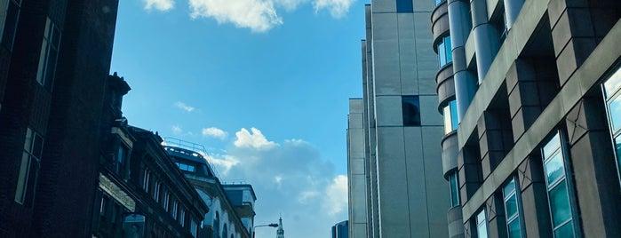 Whitechapel is one of London.