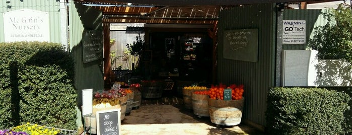 McGains Organic Food Store is one of Alex : понравившиеся места.