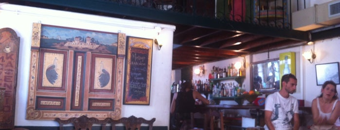 Mousiko Kafeneio is one of Lesvos.