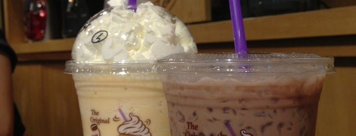 The Coffee Bean & Tea Leaf is one of WuWuさんのお気に入りスポット.