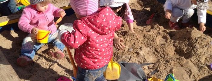 Детская площадка is one of Мысли не моих мозгOFF.