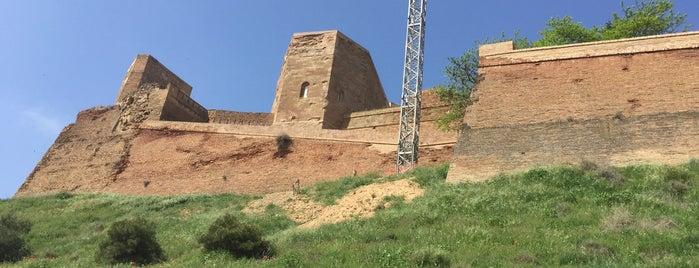 Castillo de Monzón is one of Castillos de Aragon.