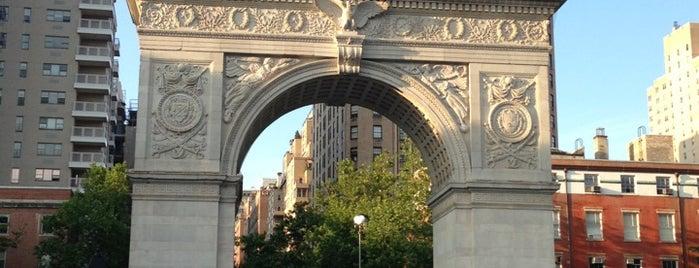 Favorite Greenwich Village Spots