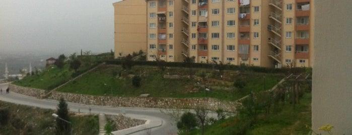 Toki Konutları is one of สถานที่ที่ k&k ถูกใจ.