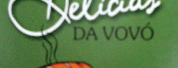 Padaria Delicias Da Vovó is one of Mauricio 님이 저장한 장소.