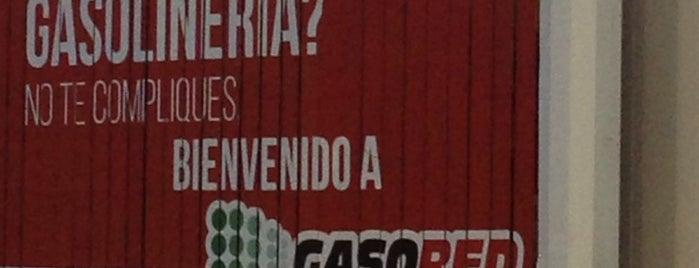 GASORED is one of Posti che sono piaciuti a Pelón.