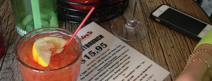Epstein's Bar is one of Bottomless Brunch.