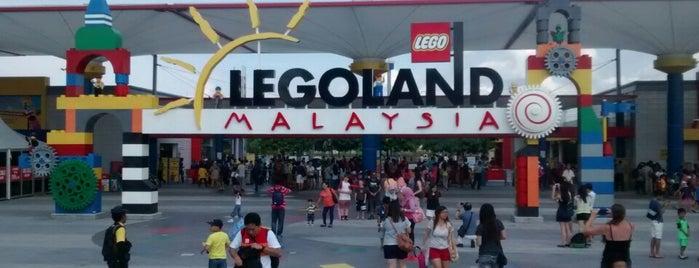 LEGOLAND Malaysia is one of My Singapore & JB Holiday.