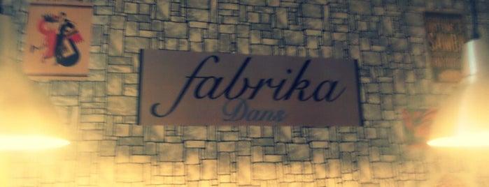Fabrika Dans is one of Lieux sauvegardés par Sultan Merve.