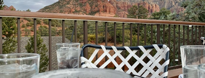 The Hudson is one of Sedona.