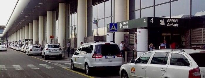 ミラノ マルペンサ空港 (MXP) is one of Airports.