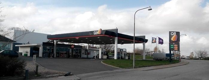 Q8 is one of Orte, die Lars gefallen.