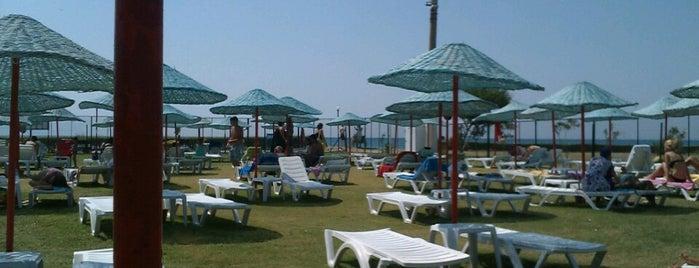 Kuşar Beach Club is one of Kuşadası.