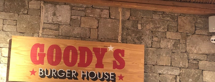 Goody's Burger House is one of Greece.
