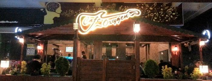 Oxygen Cafe is one of สถานที่ที่ Tolgan ถูกใจ.