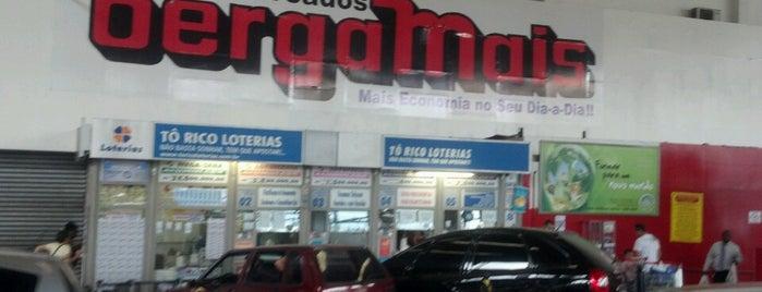Bergamais Supermercado (Oficial) is one of Lugares favoritos de Igor.