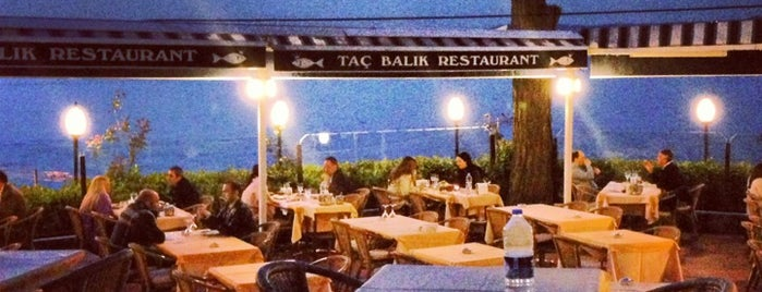 Taç Balık is one of food tr.
