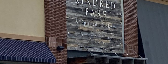 kindred fare is one of Finger Lakes.