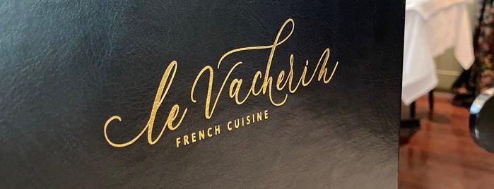 Le Vacherin is one of London.