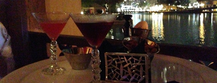 Fai Bar is one of The Ultimate Guide to Dubai.