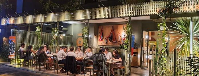 Ororo Sushi Bar is one of Orte, die Baran gefallen.