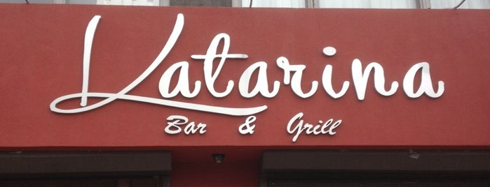 Katarina Bar & Grill is one of Date.