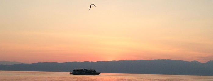 Ohrid Gölü Tekne Turu is one of Levent 님이 좋아한 장소.