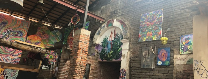 Mezcalería Ajijic is one of Eri's 2018.