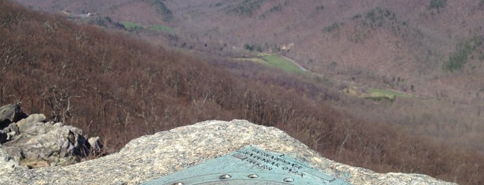Raven's Roost Overlook is one of Charlottesville.