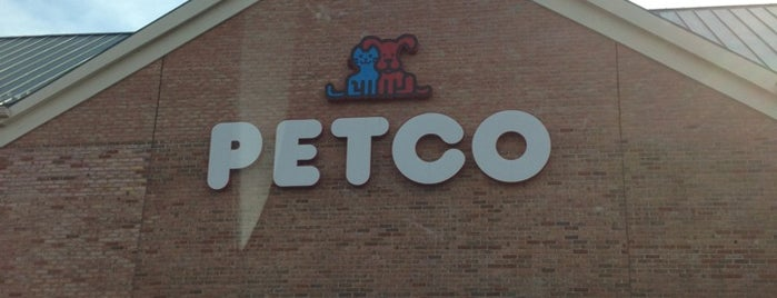 Petco is one of Lieux qui ont plu à Allicat22.