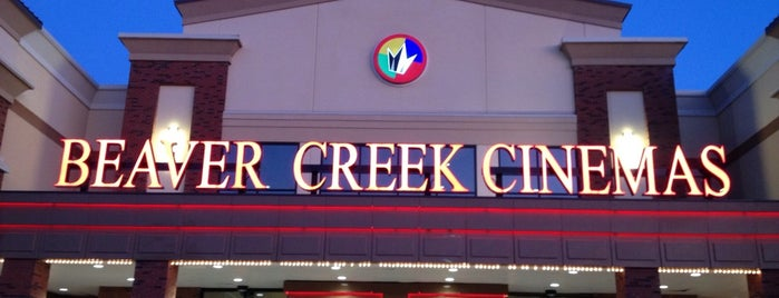 Regal Beaver Creek is one of Christy's Liked Places.