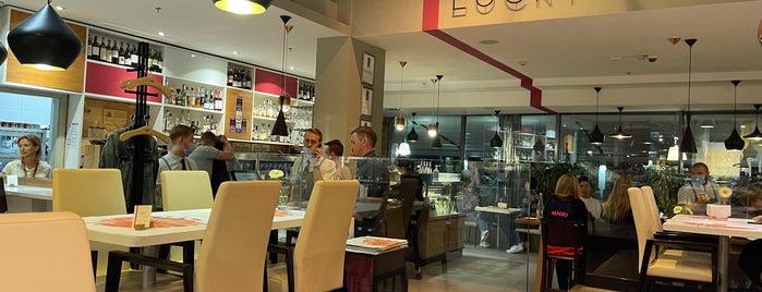 Lucky Restaurant Vinotheque (Ресторан Лакки) is one of Хочу Побывать.