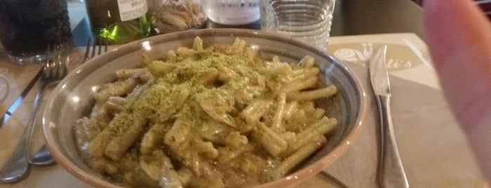 Pacinotti's is one of Sicily.