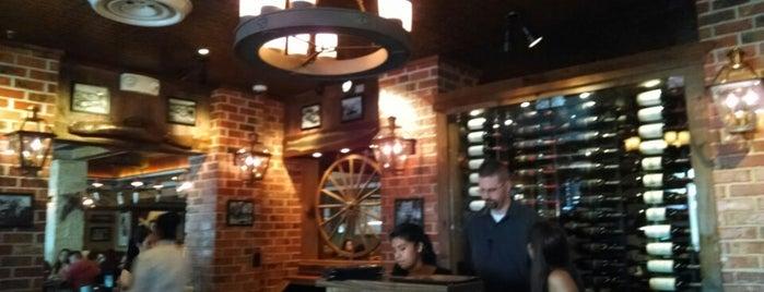 Saltgrass Steak House is one of สถานที่ที่ Ma. Elena ถูกใจ.