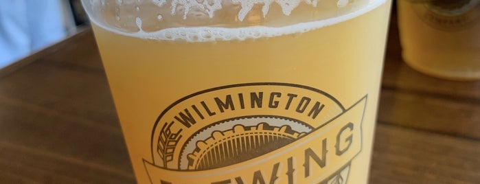 Wilmington Brewing Co is one of Breweries or Bust.