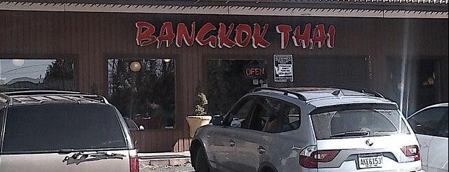 Bangkok Thai is one of Joey D's 50 Favorite Spokane Spots.