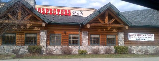 Prospector's Bar & Grill is one of Joey D's 50 Favorite Spokane Spots.