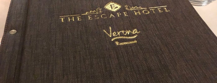 The Escape Hotel is one of Görülmesi Gereken Yerler.
