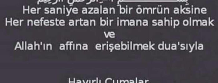 cim cim papatyası is one of Ankara yemek.