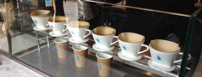 Blue Bottle Coffee is one of New York, my dear New York ll.