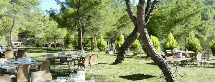 Çemen Kahvaltı Gözleme Mangal is one of สถานที่ที่บันทึกไว้ของ Emre.