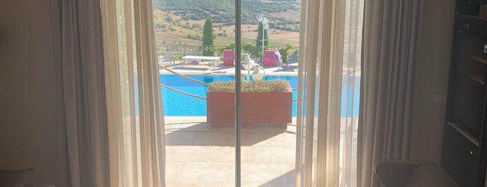 Villa Estet Bağ Hotel is one of Gidilecek.