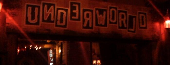 Underworld is one of nightlife.