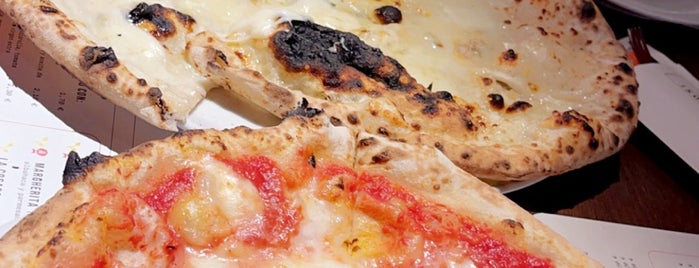 Nap Neapolitan Authentic Pizza is one of italianos y pizza.