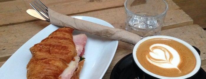 Kaffeine is one of Breakfast/Brunch in London.