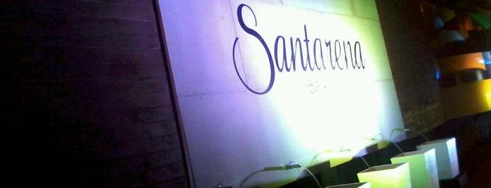 Santarena Bar is one of mara.