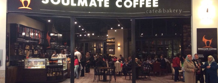 Soulmate Coffee & Bakery is one of Locais curtidos por ayşegül.