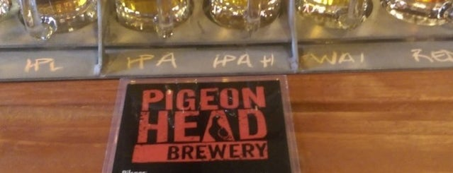 Pigeon Head Brewery is one of Beer Spots.